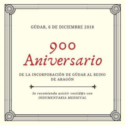 900 Aniversario de la incorporación de Gúdar al Reino de Aragón @ Gúdar | Aragón | España