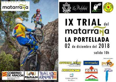 IX Trial del Matarraña. La Portellada @ La Portellada | Aragón | España