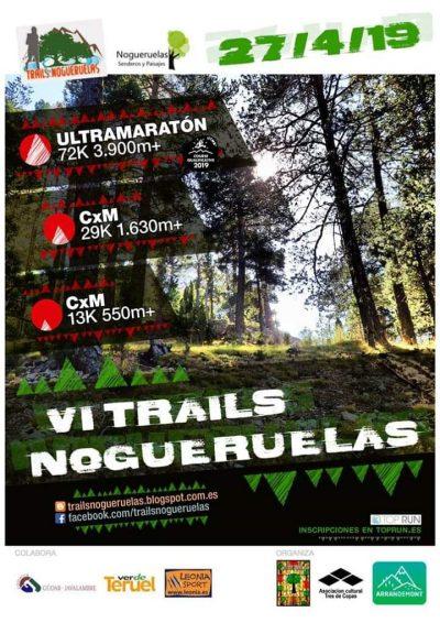 VI Trails de Nogueruelas @ Nogueruelas   Aragón   España