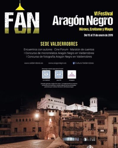 VI Festival Aragón Negro, en Valderrobres @ Albarracín | Aragón | España