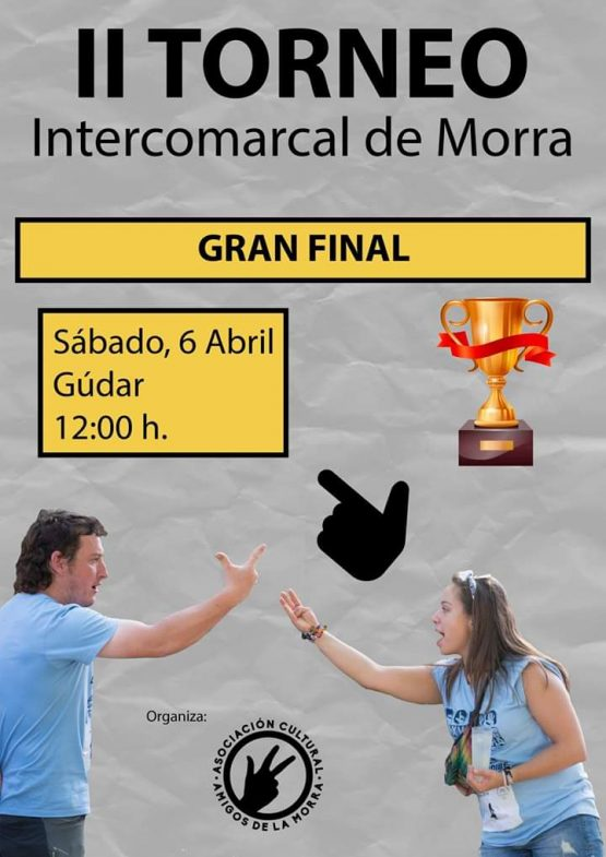 torneo intercomarcal morra 2019