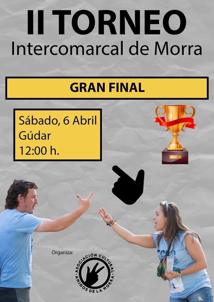 torneo intercomarcal morra 2019