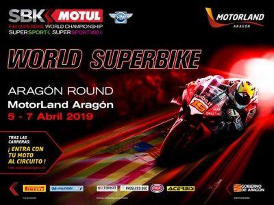World Superbike en Motorland @ Aragón | España