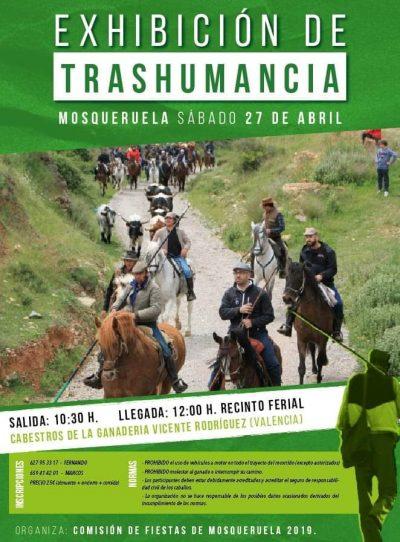 Exhibición de Trashumancia y Fiestas de San Pedro en Mosqueruela @ Mosqueruela | Aragón | España