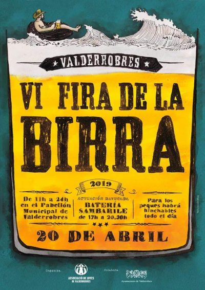 VI Fira de la Birra en Valderrobres @ Valderrobres   Aragón   España