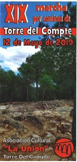 XIX Marcha por caminos de Torre del Compte @ Torre del Compte | Aragón | España