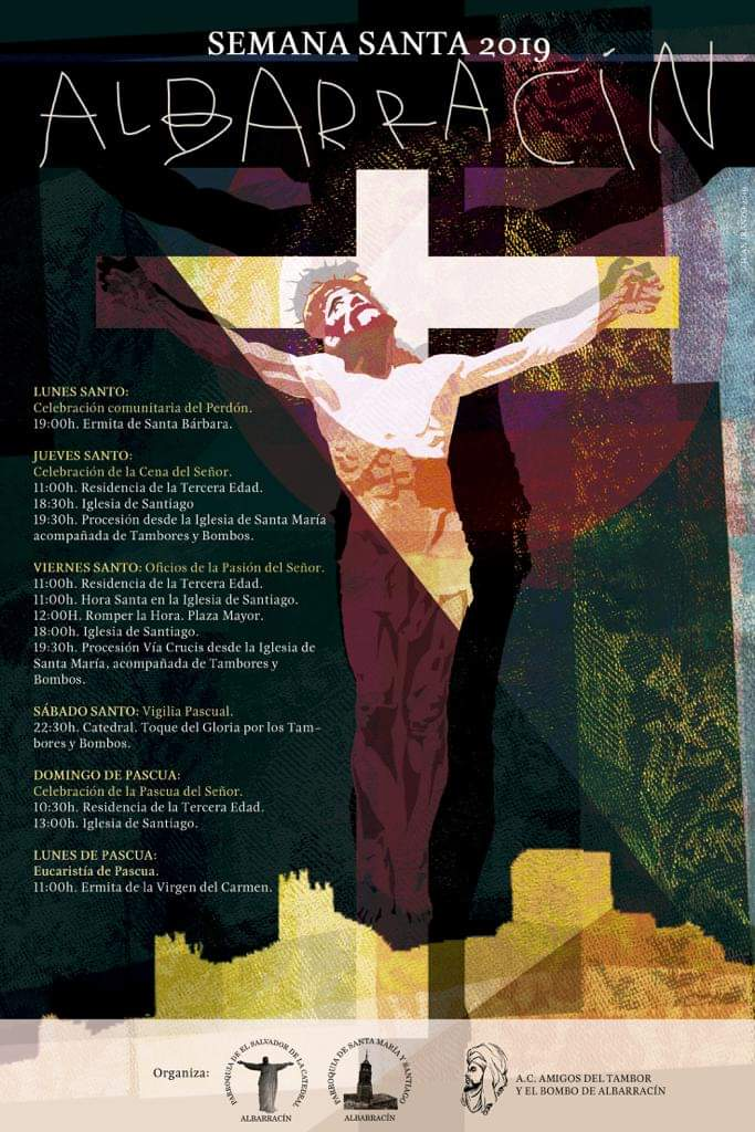 semana santa albarracin 2019