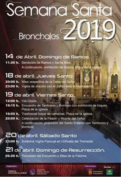 Semana Santa de Bronchales @ Bronchales   Aragón   España