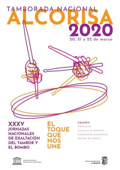 XXXV Jornadas de Exaltación del Tambor y del Bombo. Alcorisa @ Alcañiz | Aragón | España