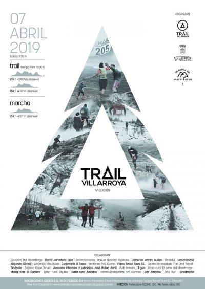 IV Trail Villarroya de los Pinares @ Villarroya de los Pinares   Aragón   España