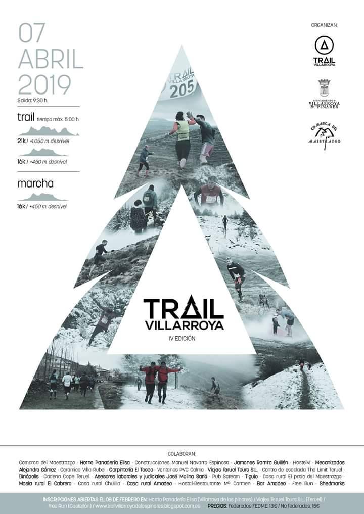trail villarroya 2019