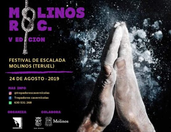 festival escalada molinos roc 2019