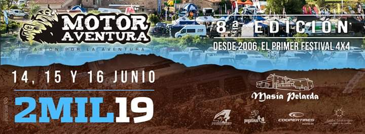 motor aventura 2019 masia pelarda