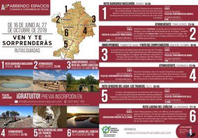 Abriendo Espacios. Comarca Comunidad de Teruel