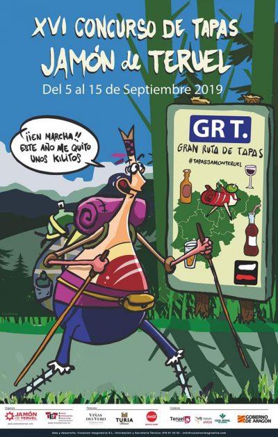 XVI Concurso de Tapas Jamón de Teruel