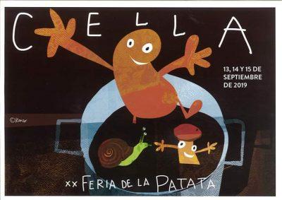 XX Feria de la Patata de Cella @ Cella | Aragón | España