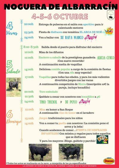 Fiestas de Noguera de Albarracín @ Royuela   Aragón   España