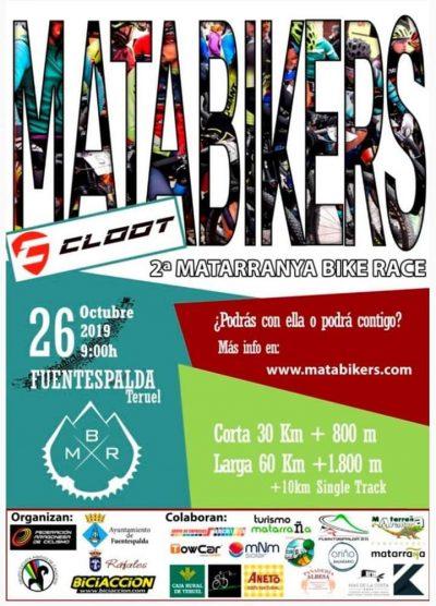 Matabikers - 2ª Matarranya Bike Race @ Fuentespalda   Aragón   España