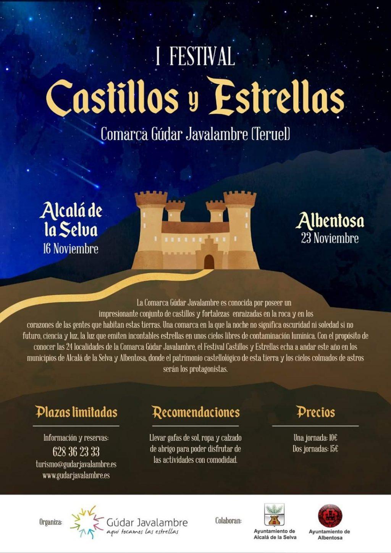 festival castillos y estrellas gudar javalambre 2019