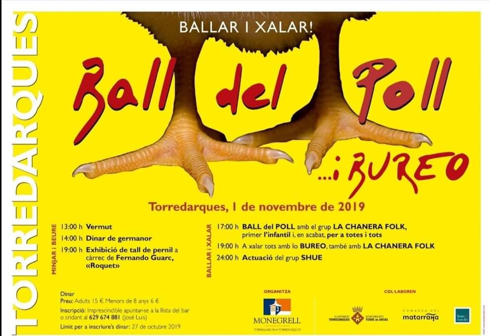 ball del poll i buero torredarques 2019