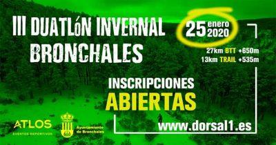 III Duatlón Invernal de Bronchales @ Bronchales | Aragón | España
