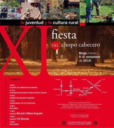 XI Fiesta del Chopo Cabecero @ Torrijo del Campo | Aragón | España
