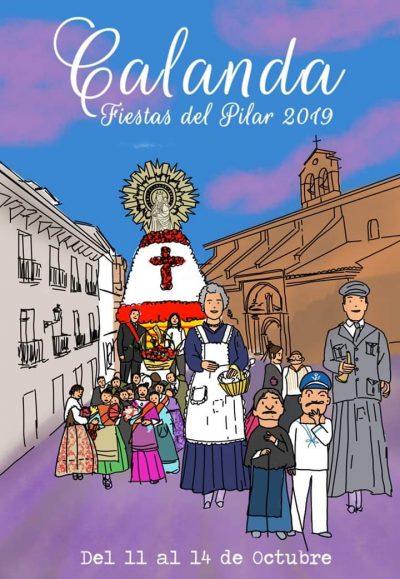 Fiestas del Pilar de Calanda @ Calanda   Aragón   España