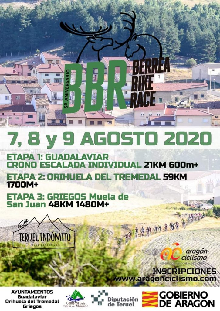 berrea bike rice 2020