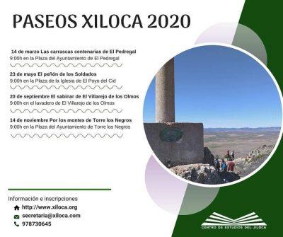 Paseos Xiloca @ Comarca del Jiloca