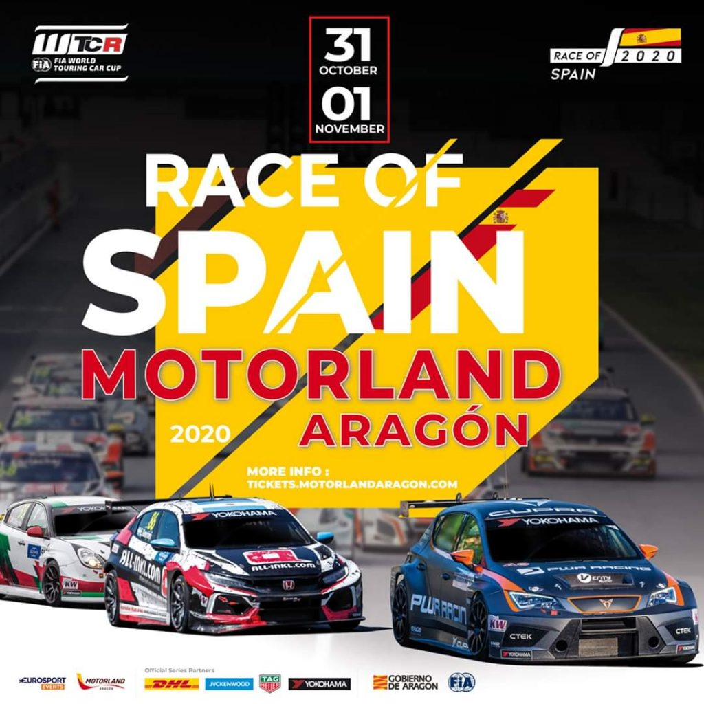 wtcr race of spain motorland 2020