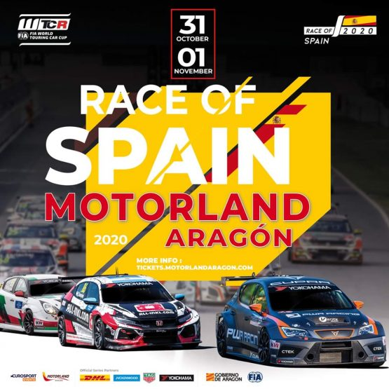 WTCR Race of Spain. Motorland Aragon @ Aragón | España