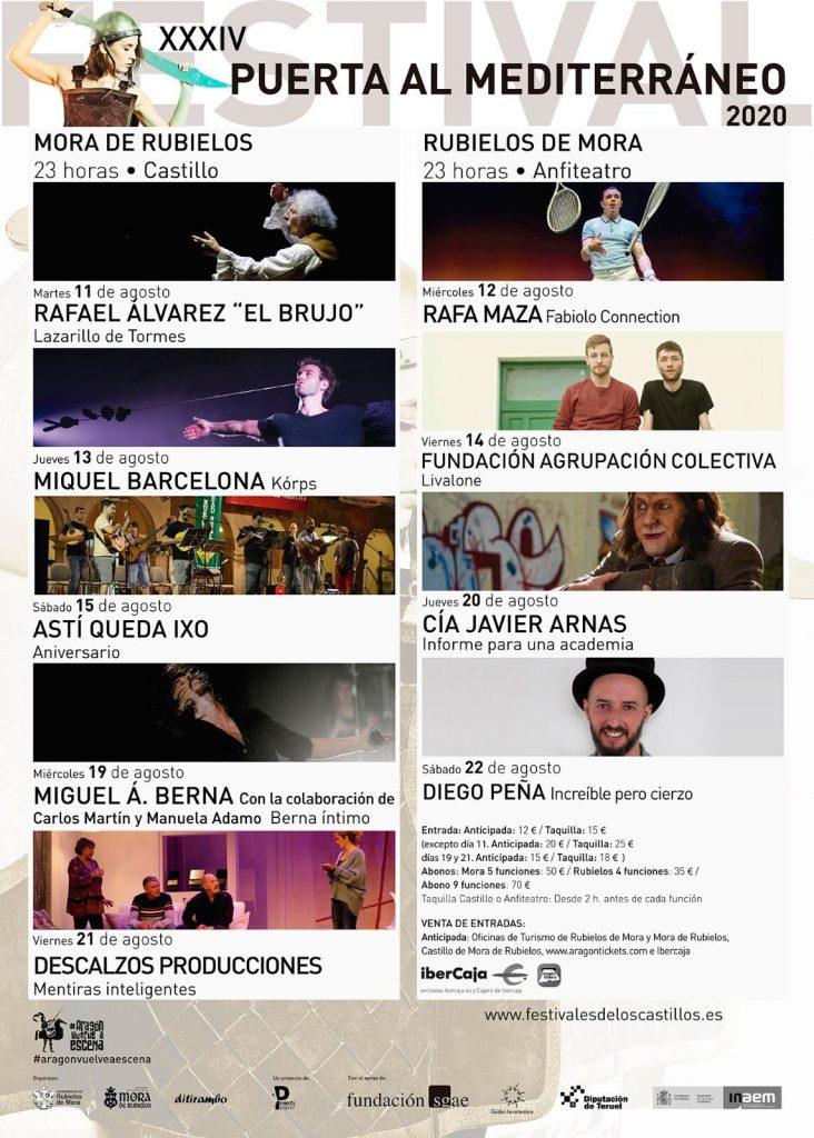 Puerta al Mediterráneo festival 2020