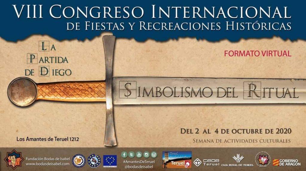 congreso fiestas y recreaciones historicas teruel 2020