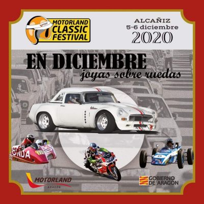 Motorland Classic Festival @ Aragón | España