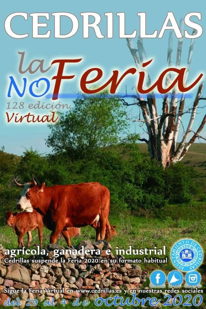 feria de cedrillas 2020 virtual