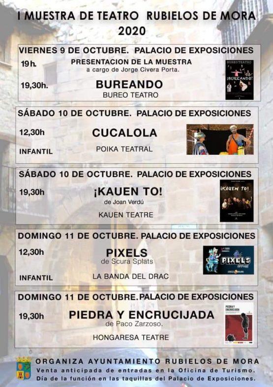 I Muestra de Teatro Rubielos de Mora @ Rubielos de Mora | Aragón | España